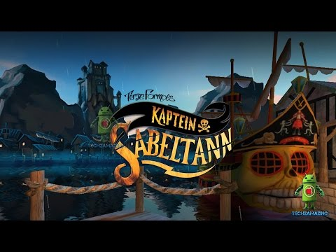 Captain Sabertooth And The Treasure Of Lama Rama (iOS/Android) Gameplay HD