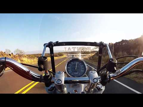 Vt600 - Filmed with a GoPro Hero2. A 15 minute ride from the Waikoloa Resort area to Waikoloa Village on the Big Island of Hawaii. I used route 19 and then onto Waik...