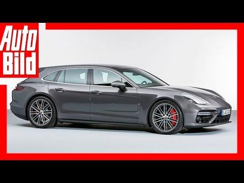 Porsche Panamera Sport Turismo (2017) Sitzprobe/Details/Review_Sportkocsi videók