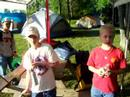 Troop 137 at Camp Lakota - Our Nicoteh Scouts