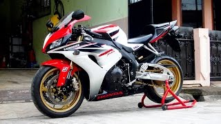 8. For Sale  Honda CBR 1000 RR HRC Special Edition 2007, Euro Spec, Full Spec istimewa