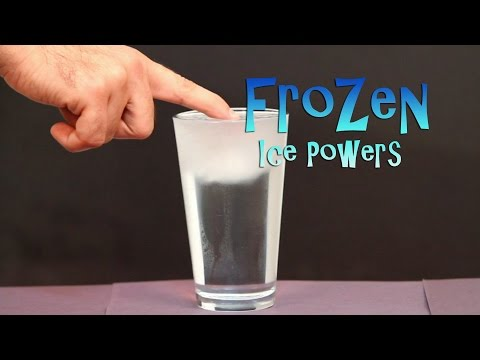 Frozen Activities for Ice Powers Just Like Elsa the Snow Queen