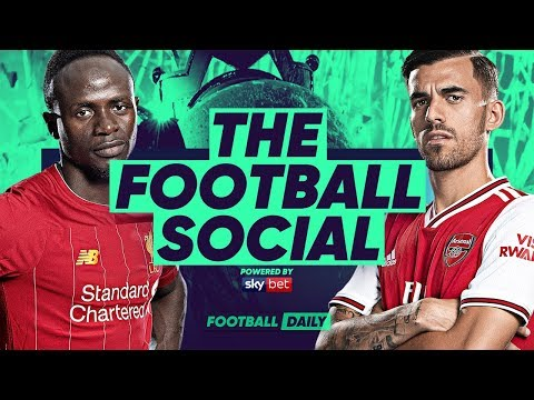 Video: LIVERPOOL 3-1 ARSENAL | Salah Double Inflicts Arsenal To Their 1st Defeat