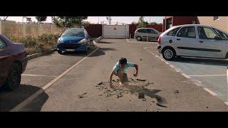 AFTER EFFECTS - TEST effet atterrissage SUPERMAN/HANCOCK + VFX Breakdown
