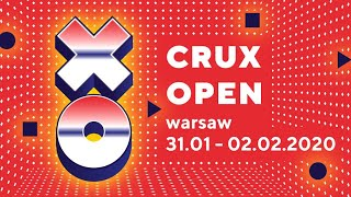 CRUX OPEN 2020 by Bouldering TV