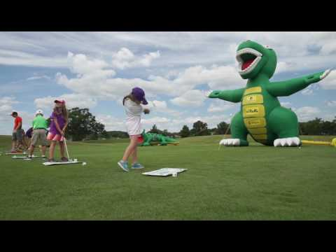Meijer LPGA Classic for Simply Give Junior Clinic