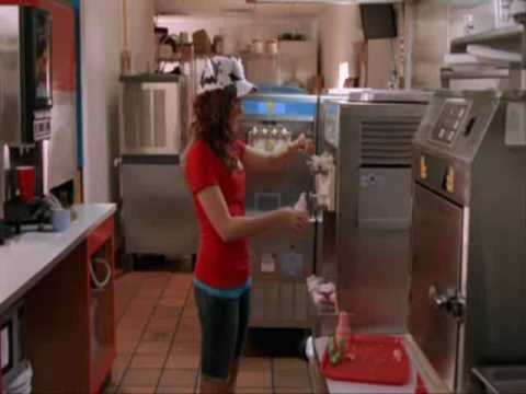 Princess Protection Program Yoghurt Scene