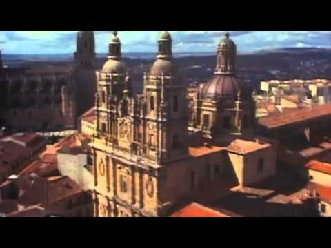 Salamanca, a vista de pájaro