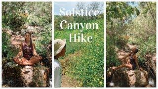 VLOG: First Summer Break Adventure   Hiking in Malibu! by Dulce Candy