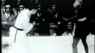 A tribute to Jersey Joe Walcott