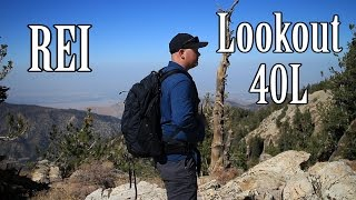 Took out a new backpack for Day hikes and short overnight backpacking trips. Just sharing my thoughts on how I like it so far on the hike. I also show the gear that I was able top fit into it on the hike. Food, water, fire kit, cook kit, first aid, water filter, emergency shelter bivy and tent, extra socks, camera gear and tripod, and even more emergency gear.Filmed with a Canon EOS M Camera with the 18-55, Audio from the Zoom H1 (no windscreen, I need to get one)