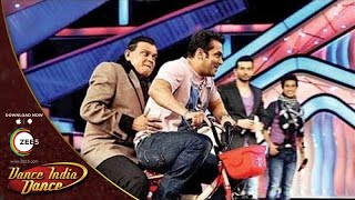 Video Salman Khan and Mithun Da's Funniest Moment | DID L'il Masters Season 2 MP3, 3GP, MP4, WEBM, AVI, FLV September 2018