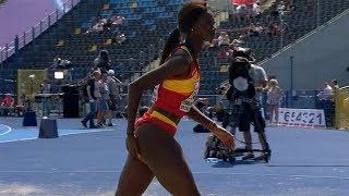 Fatima Diame - Long Jump U23 Championships 2017