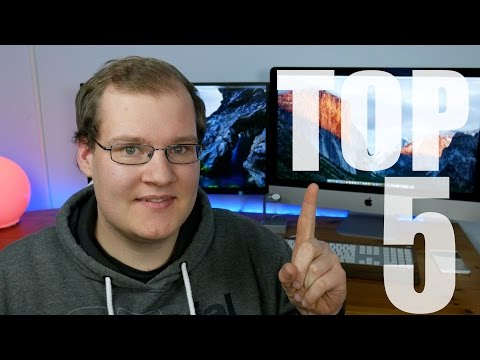TOP 5 iPhone Zubehör & Geschenkideen [4K]