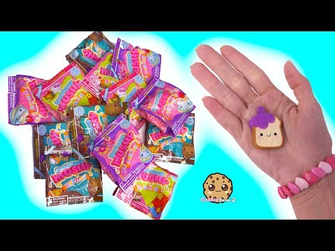 Smallest Squishies ! Smooshy Mushy  Squishy Surprise Blind Bags