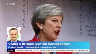 Volby v Británii vyhráli konzervativci