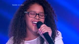 Ana cantó Price Tag de Jessie J, B.o.B, C. K. y Dr. L. - LVK Col - Audiciones a ciegas – Cap 3 – T2