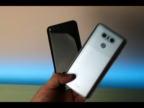 Confronto Xiaomi MI6 vs LG G6