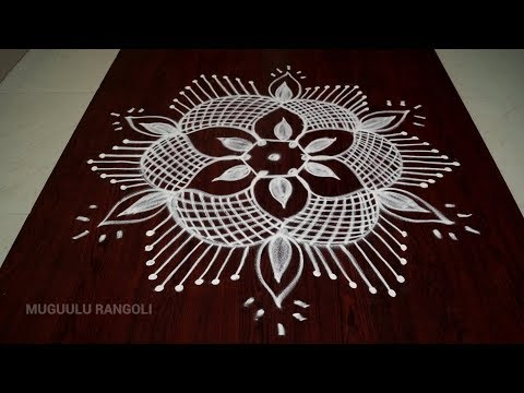Video easy muggulu with dots best kolam with dots best rangoli designs with dots design kolam with dots download in MP3, 3GP, MP4, WEBM, AVI, FLV January 2017