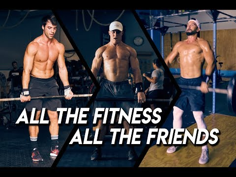 All The Fitness + All The Friends  Noah Ohlsen