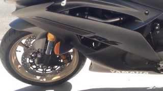 7. 2014 Yamaha YZF R6 Matte Grey