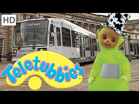 Teletubbies: My Dad's a Tram Driver - HD Video