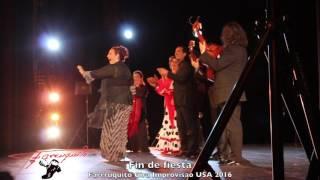 Fin de Fiesta Compañía Farruquito