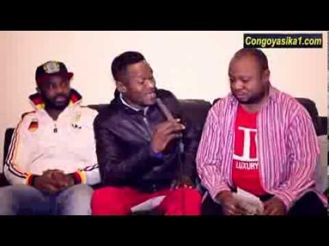 BOKETSHU - Après un long séjours na poto Boketshu Wayambo a décidé ko zonga Kinshasa!