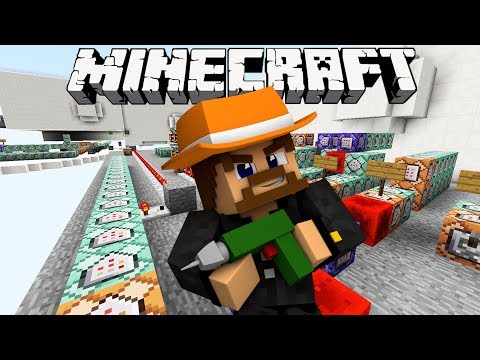 Я ПРОШЕЛ КАРТУ ДЛЯ ЗАКВИЕЛЯ? ЛАБОРАТОРИЯ МАЙНКРАФТА - Minecraft КАРТЫ ОТ ПОДПИСЧИКОВ