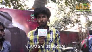 Vishwa at Patra Movie Team Interview