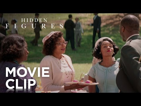 Hidden Figures (Clip 'Slice of Pie')