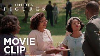 """Hidden Figures   """"Slice of Pie"""" Clip [HD]   20th Century FOX"""