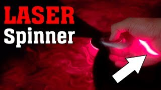 This video is about making hand spinner of LASERS! ═════════════════════════════★ My websitehttp://alexgyver.ru/★ Me on GutHubhttps://github.com/AlexGyver★ Me on Instructableshttps://www.instructables.com/member/AlexGyver/