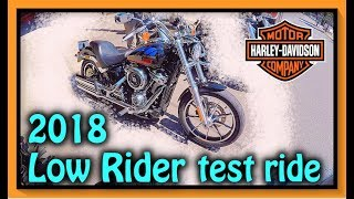 5. 2018 Harley Davidson Low Rider
