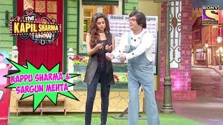 Video Kappu Sharma & Sargun Mehta - The Kapil Sharma Show MP3, 3GP, MP4, WEBM, AVI, FLV Mei 2018