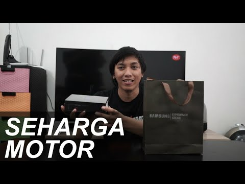 Samsung Galaxy S9+ Limited Edition Unboxing Indonesia