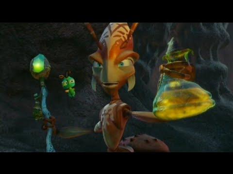 The Ant Bully Shrinking Scene