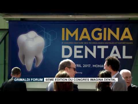 6e édition du congrès Imagina Dental