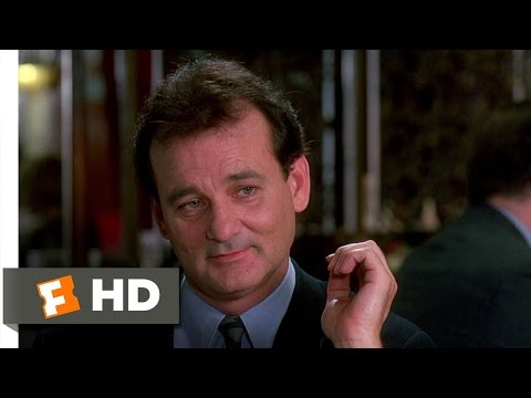 French Poetry - Groundhog Day (4/8) Movie CLIP (1993) HD