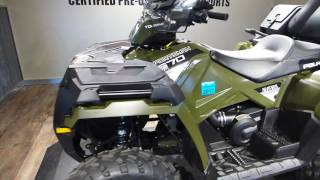 4. 2015 Polaris Sportsman 570 Touring