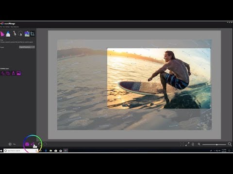 How to Save and Export your Photo Animations in PhotoMirage