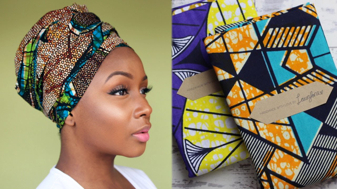6 Easy HEADWRAP Styles ft Laura Jane Fashion | Style