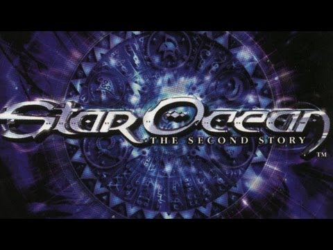 Star Ocean : The Second Story Playstation