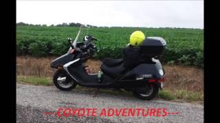 9. Honda HELIX railroad track jump!!!