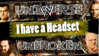 """Nonton WWE Universe Unbroken - """"I have a Headset"""" (S01E03) Film Subtitle Indonesia Streaming Movie Download"""