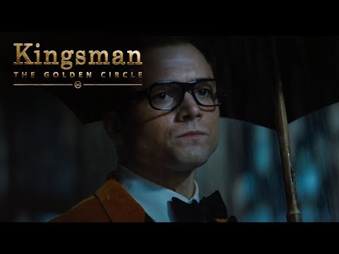 Kingsman: The Golden Circle (TV Spot 'Planning Something Major')