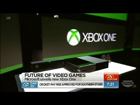 Microsoft - Tech giant Microsoft has unveiled the new Xbox One. Tech expert Val Quinn takes a look at the new gaming and entertainment console.