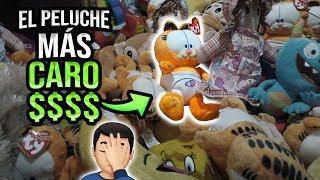Video Salvando al SOLDADO GARFIELD / El Peluche MÁS CARO!! - Rapidín en el Arcade MP3, 3GP, MP4, WEBM, AVI, FLV September 2019