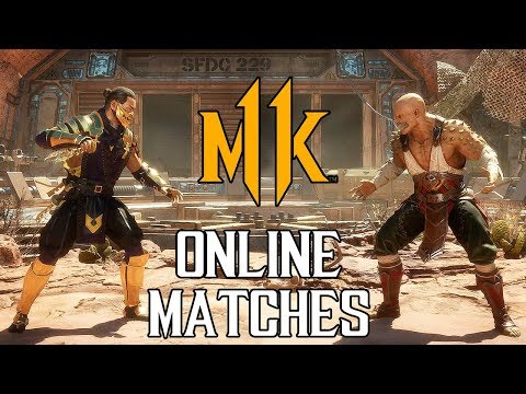 MORTAL KOMBAT 11 - Online Matches Gameplay (PS4 Pro) @ 1440p (60ᶠᵖˢ) ᴴᴰ ✔