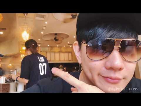 JJ VLOG 05: 當林俊傑巧遇林距離!Encounter with JJ FEDERATION Fan